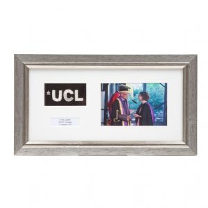 Wood-Framed Centre Stage Photo (personalised) + Free Social Media Digital Image